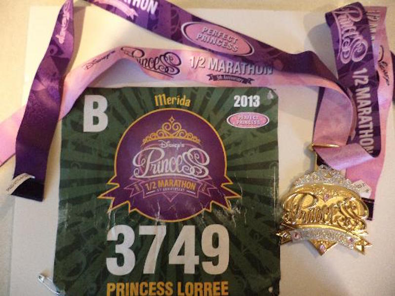 Being a runDisney Legacy Runner