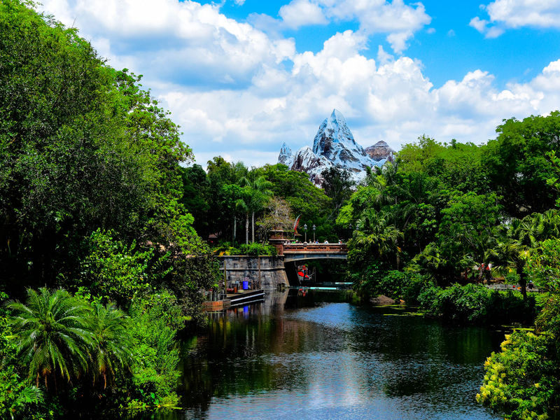 Disney's Animal Kingdom, Asia: A Photo Tour