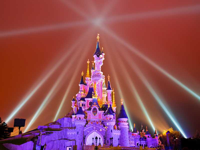 The Disneyland Paris Half Marathon
