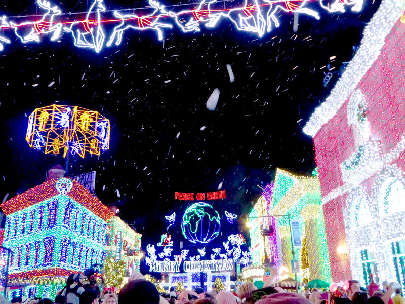 Secret History of the Osborne Family Spectacle of Dancing Lights