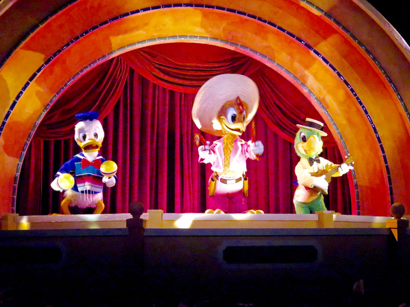 My Disney Top 5 - Things to See in Epcot's Mexico Pavilion
