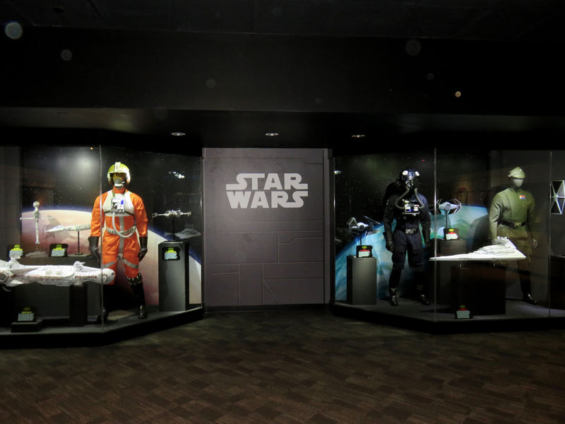 My Disney Top 5 - Cool Things to See in the Star Wars Launch Bay