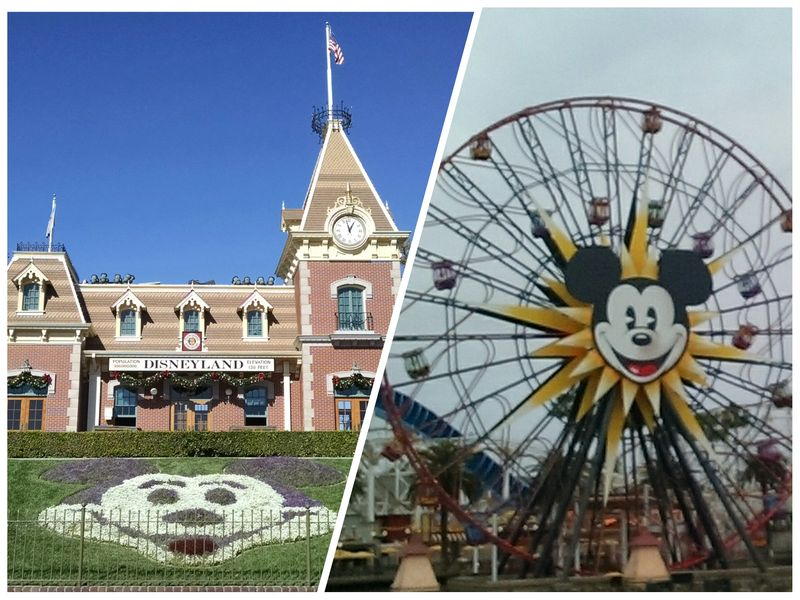 Day Trip With Littles: Disneyland or Disney California Adventure?