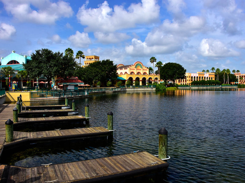 Coronado Springs Resort: A Photo Tour