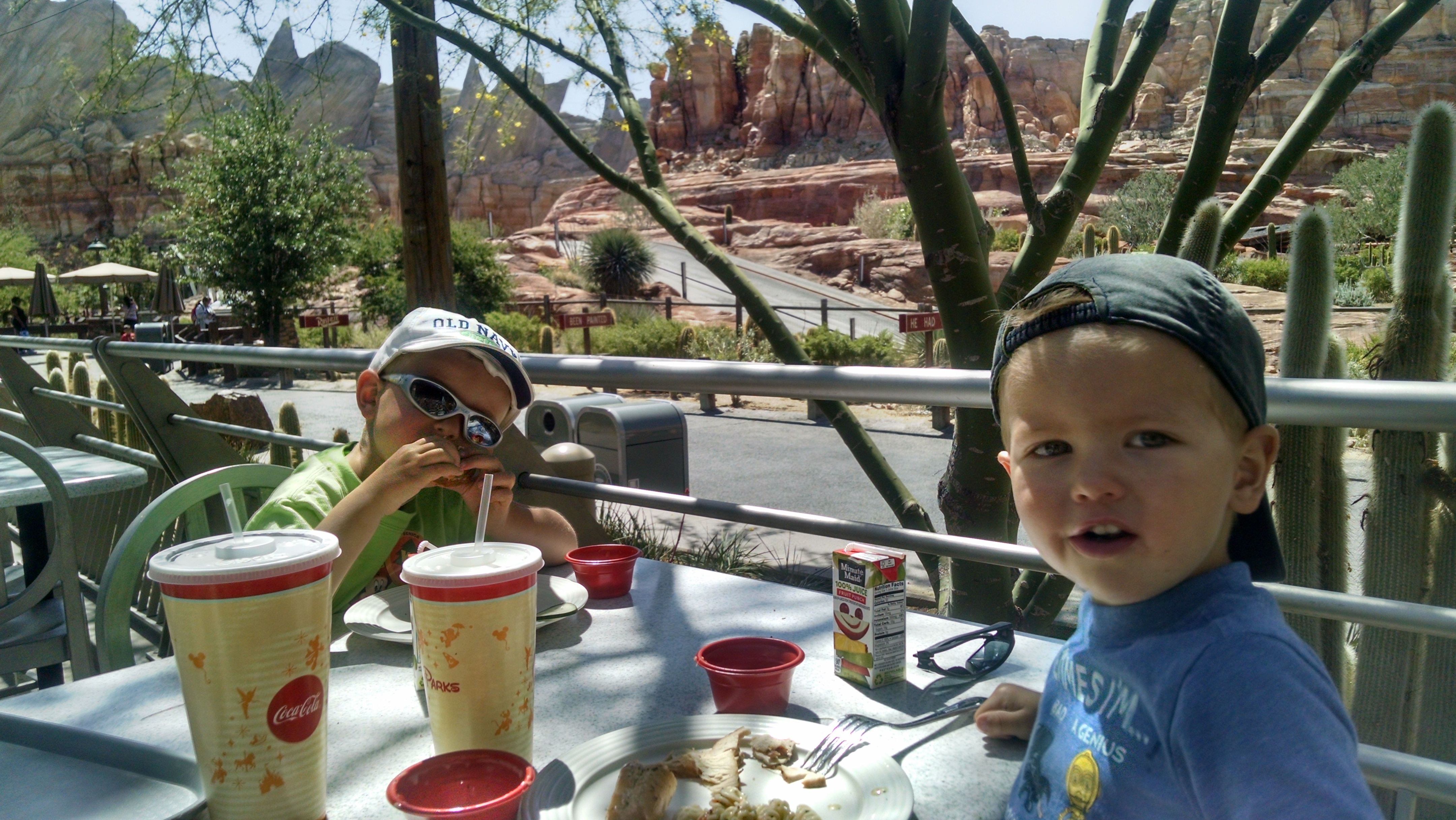 Mouseplanet - Day Trip With Littles: Disneyland or Disney