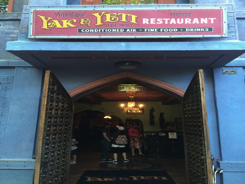 The Yak & Yeti Restaurant Review - Adventurers Welcome