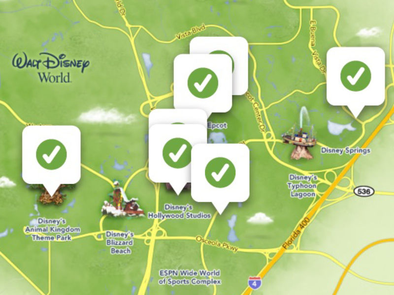 Take a Closer Look at the Shop Disney Parks App