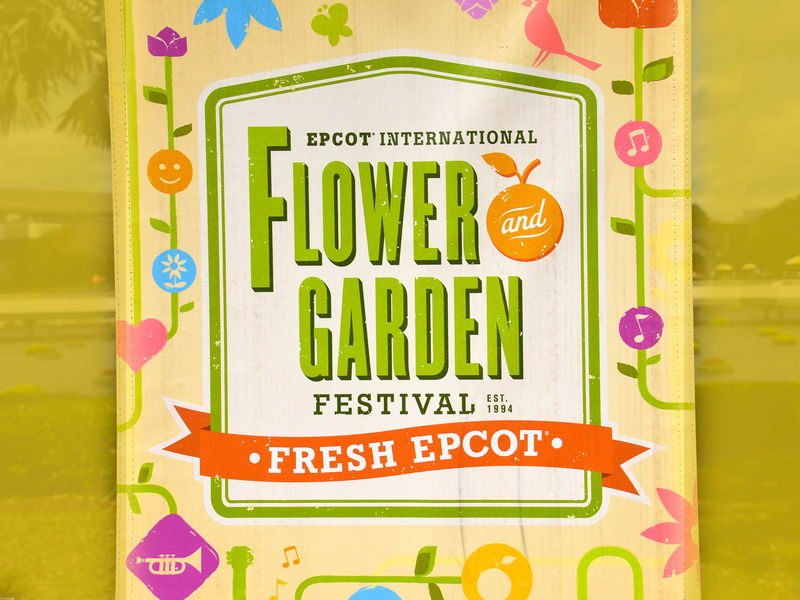Epcot International Flower and Garden Festival 2016: A Photo Tour