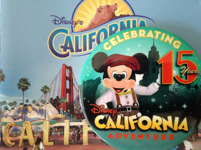 Happy 15th Birthday to Disney California Adventure: A Look Back