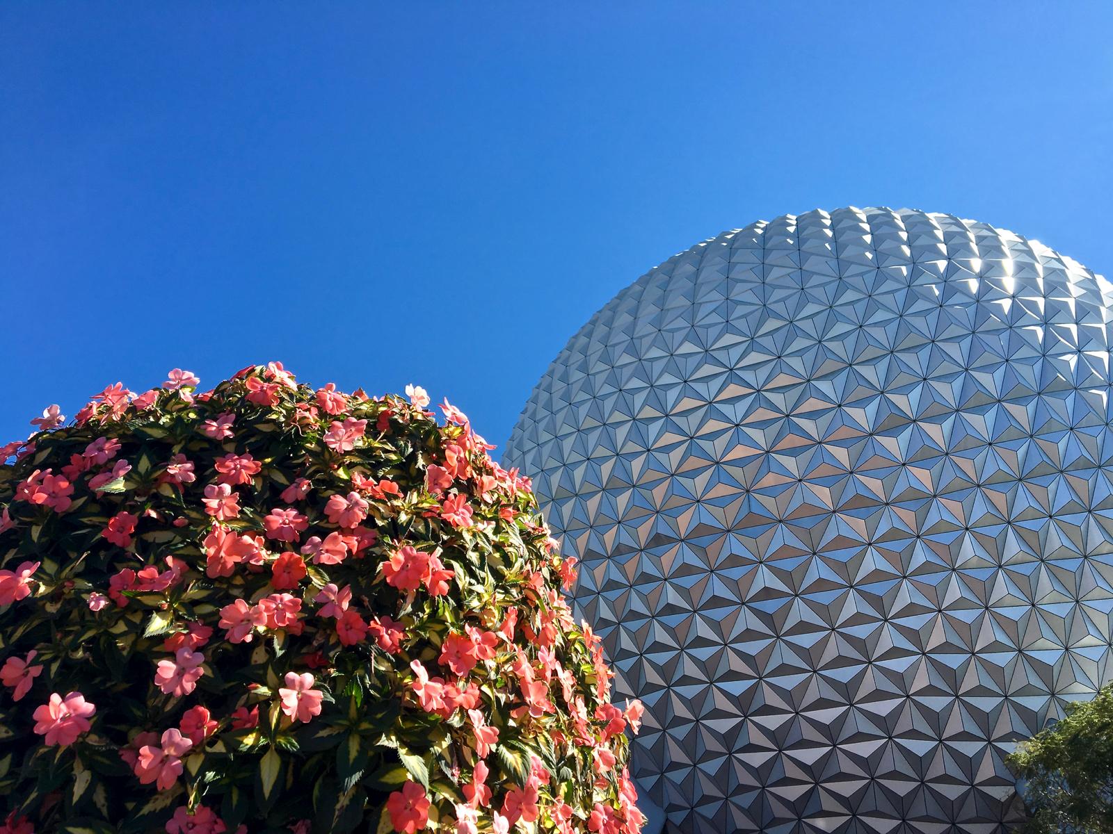 Disney EPCOT Spaceship Earth 0303