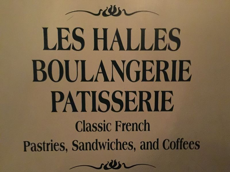 Les Halles Boulangerie-Patisserie: More Than Just Desserts
