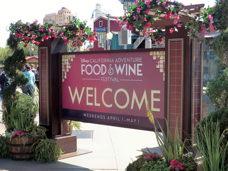 Food & Wine Festival Weekend Guide for April 29 - May 1