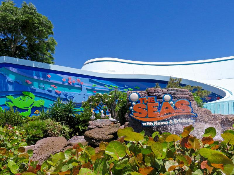 My Disney Top 5 - Things to Love About The Seas With Nemo and Friends
