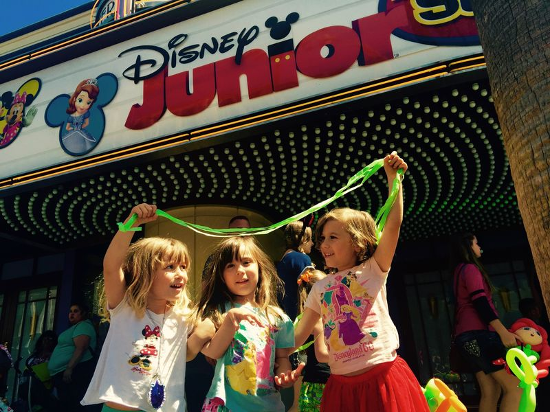 Kid-Friendly Entertainment at Disney California Adventure