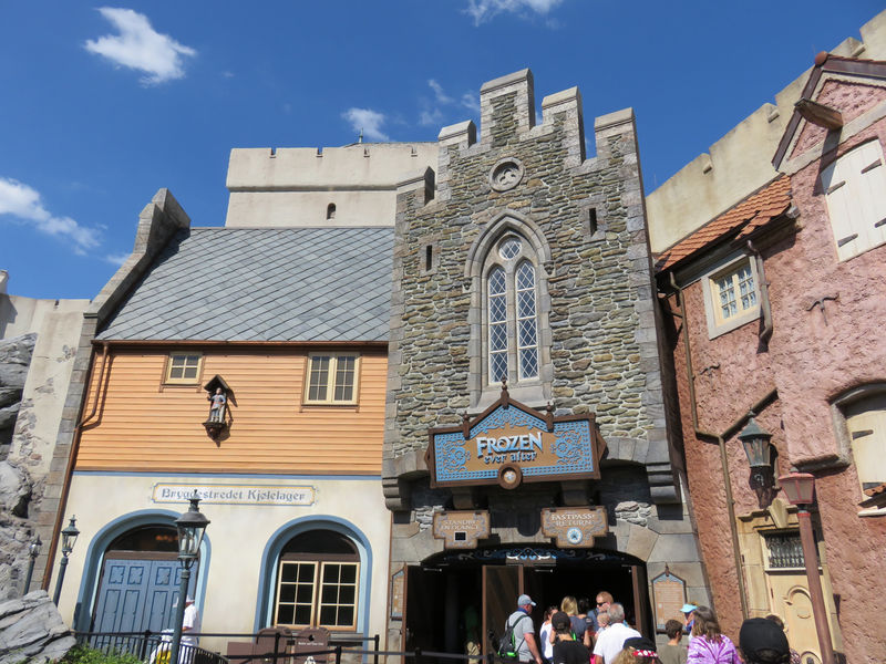 My Disney Top 5 - Things to Love About Epcot's Frozen Ever After