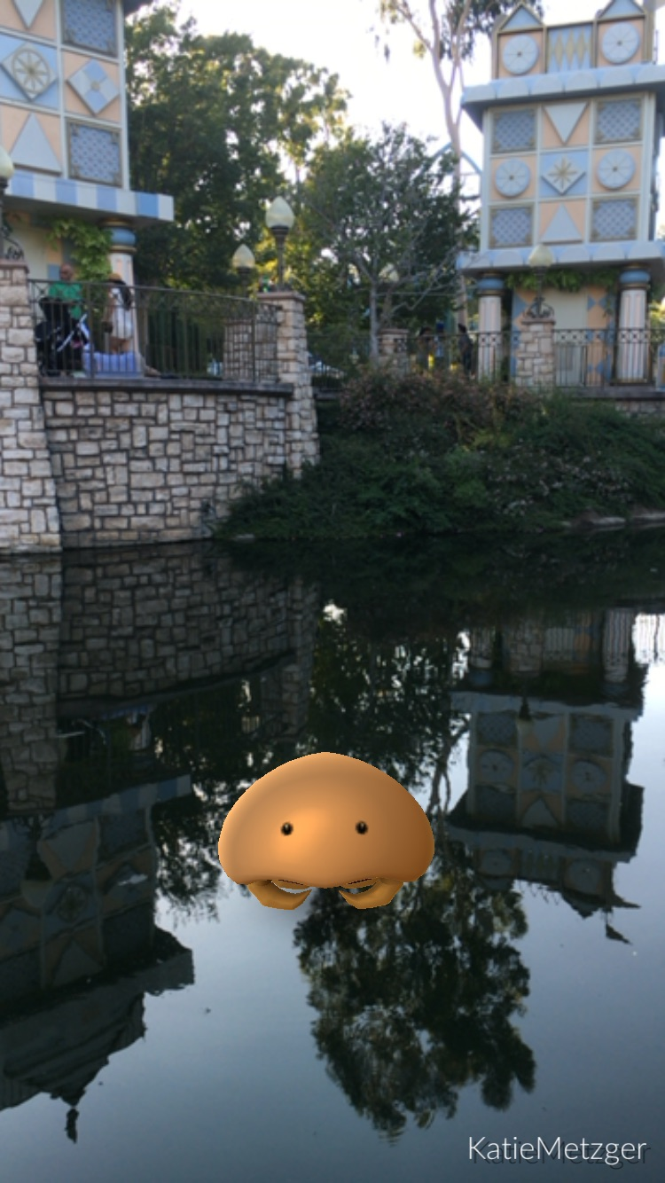 Mouseplanet - Playing Pokemon Go at the Disney parks by Contributing
