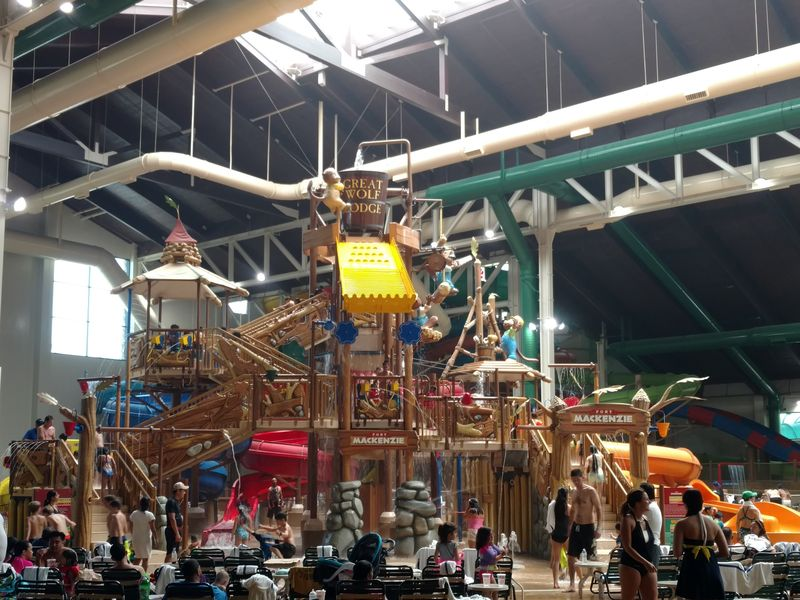 Great Wolf Lodge Adds Day Pass Option