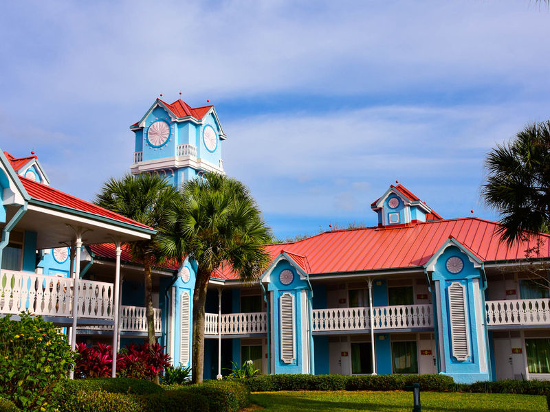 Disney's Caribbean Beach Resort: A Photo Tour