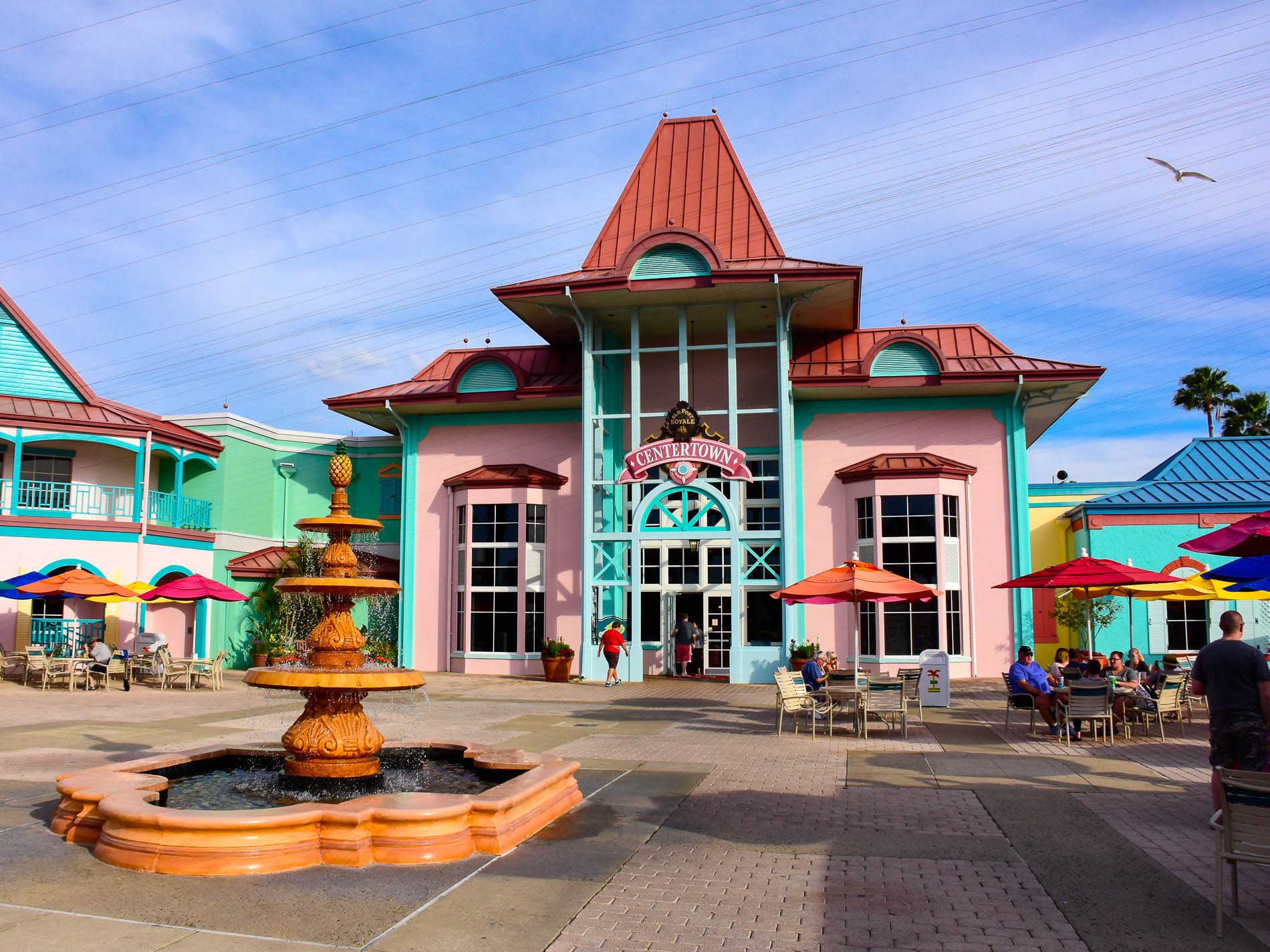Old Port Royale Resembles A Mythical Caribbean