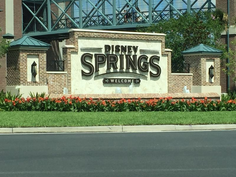 Disney Springs: A Shopper's Paradise