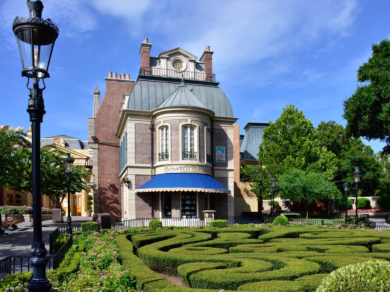 Epcot France: A Photo Tour