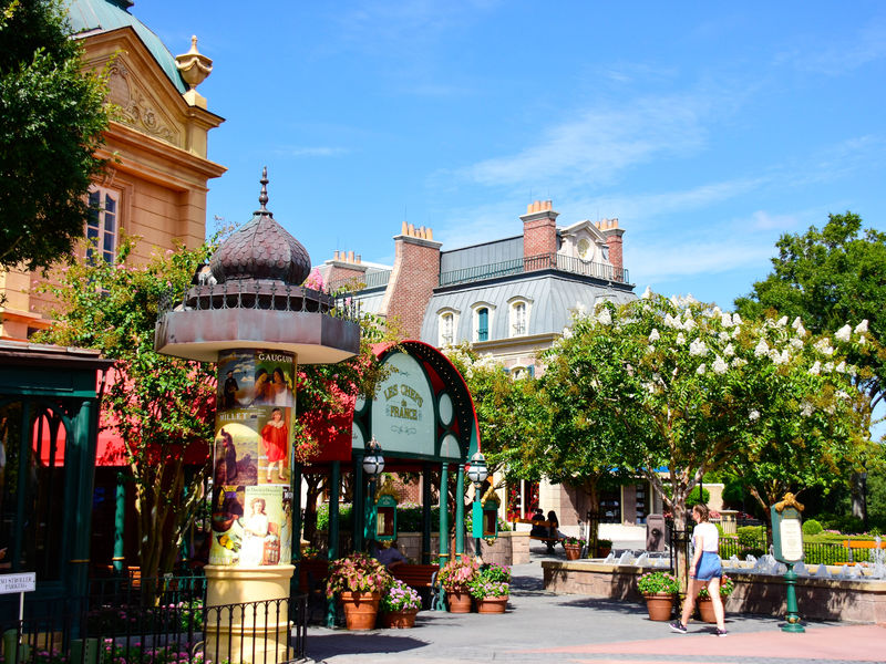 My Disney Top 5 - Things to See in Epcot's France Pavilion
