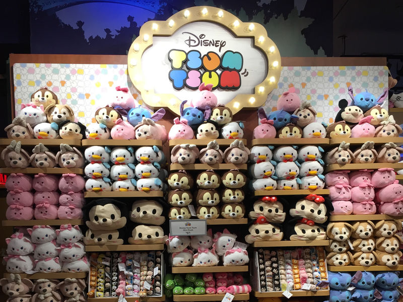 Pins, Vinylmation, and Tsum Tsum, oh my!