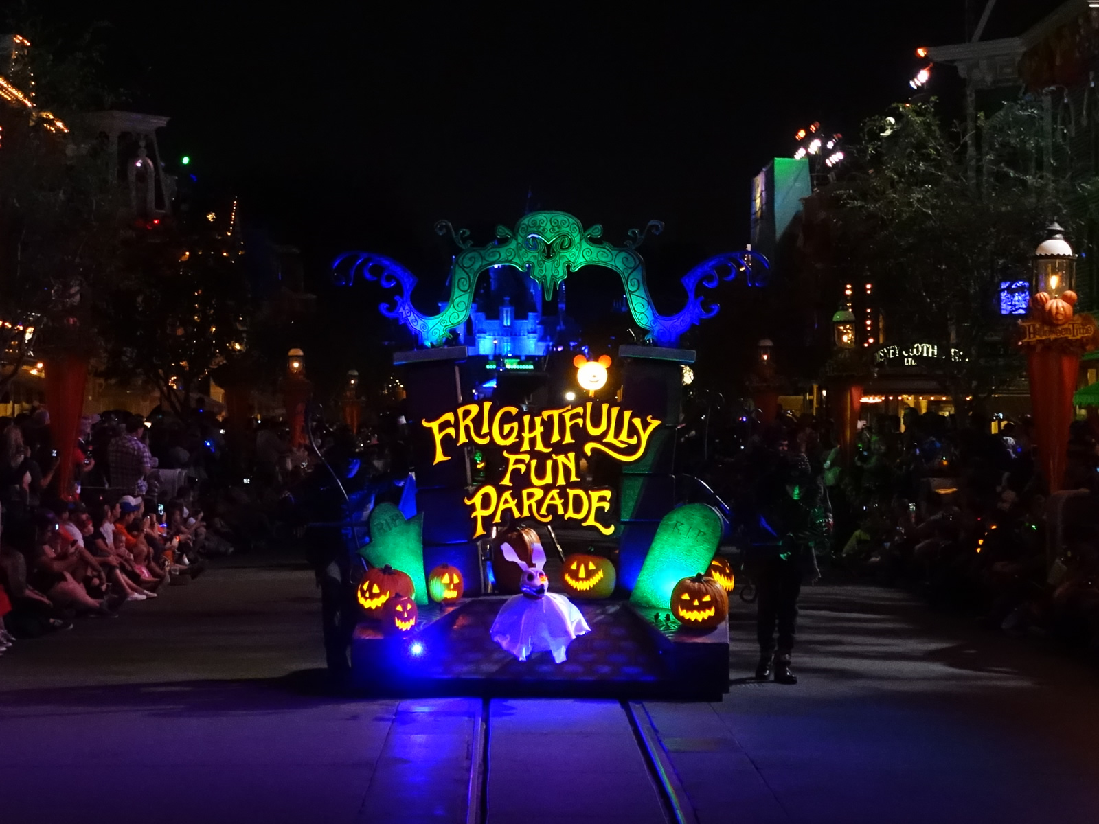 the frightfully fun parade is new for the 2016 mickeys halloween party at disneyland photo by adrienne vincent phoenix - Tickets For Disney Halloween Party