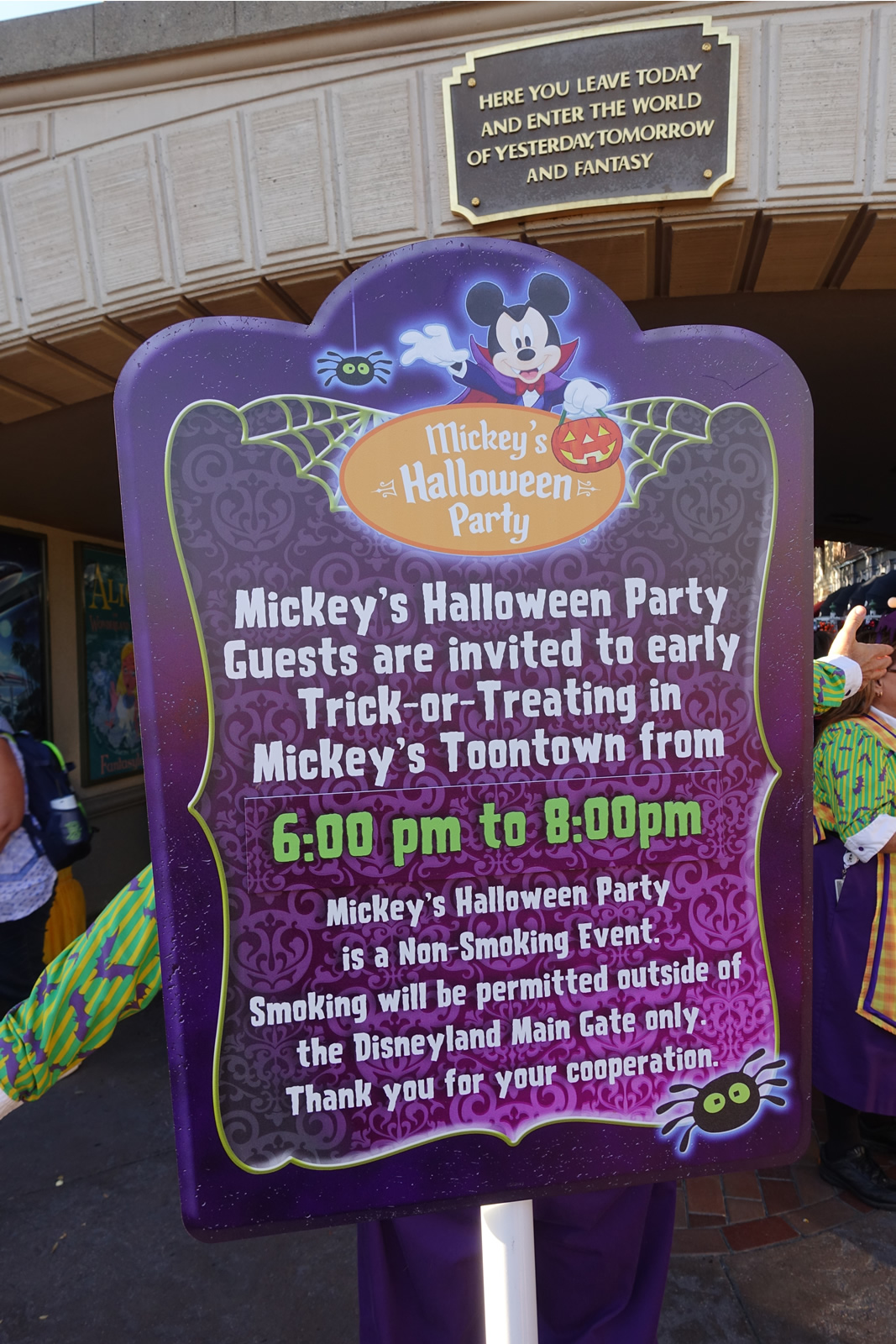 Mouseplanet - Make the most of Mickey's Halloween Party at ...