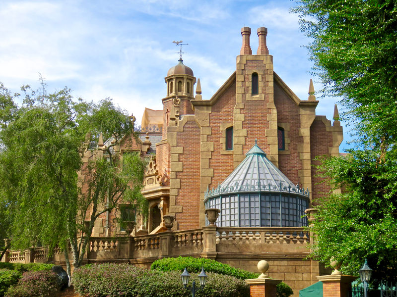My Disney Top 5 - Things to Love about the Haunted Mansion at the Magic Kingdom