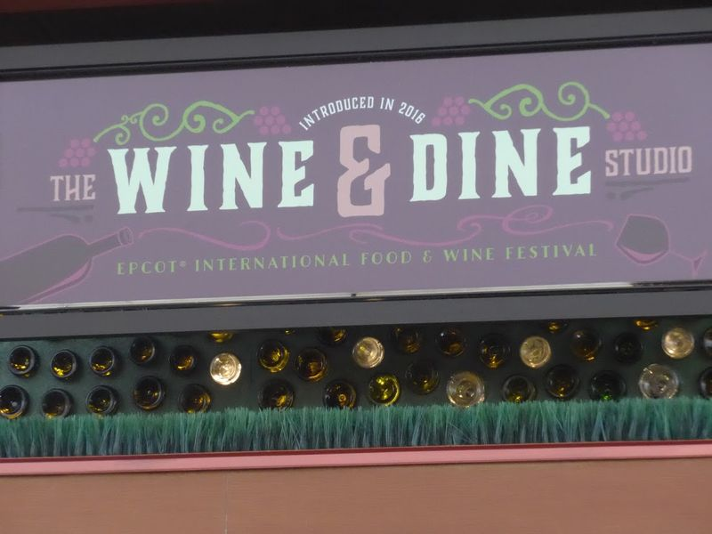 Celebrating at Epcot's International Food and Wine Festival
