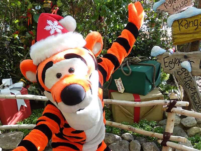 Disneyland Resort Update for November 28 - December 4, 2016