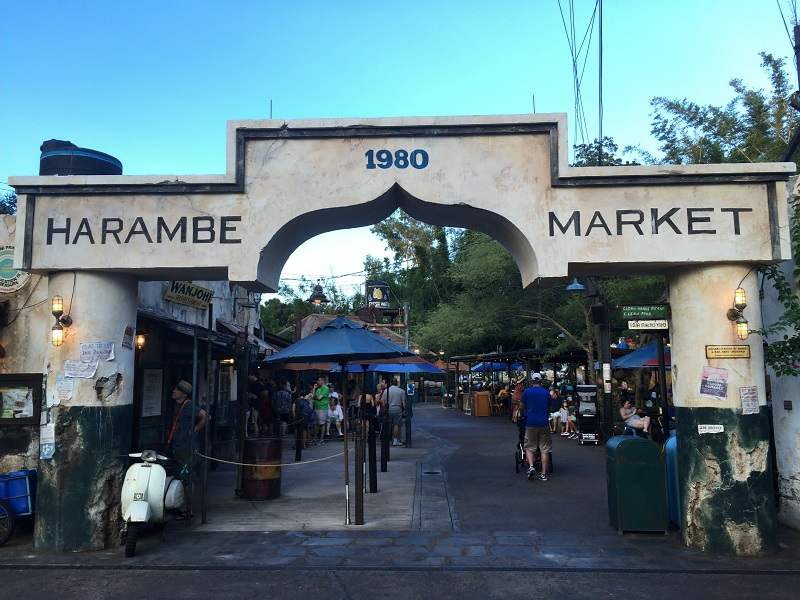 Harambe Market - Four Counters, One Menu