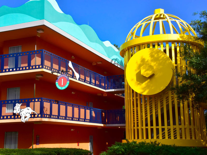 Mouseplanet Disney S All Star Movies Resort A Photo Tour By