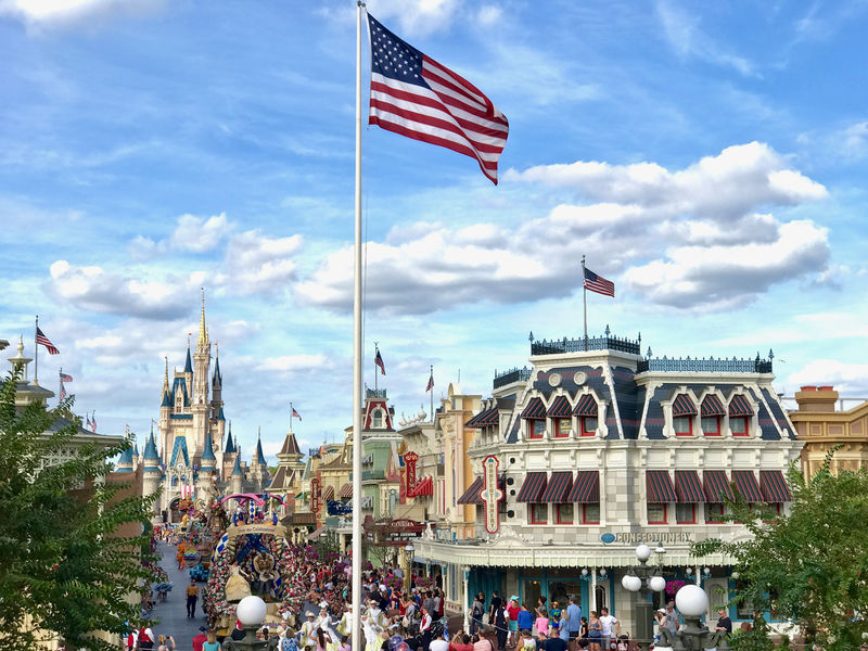 My Disney Top 5 - Things to See on Walt Disney World's Main Street U.S.A.