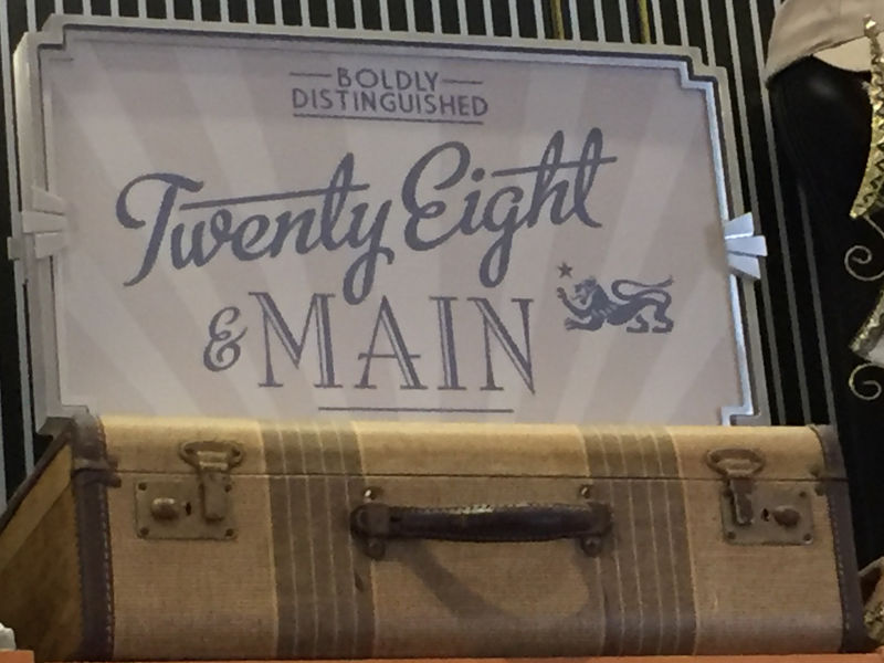 Twenty Eight & Main: A Collection of Merchandise Dedicated to Disney Parks Past & Present