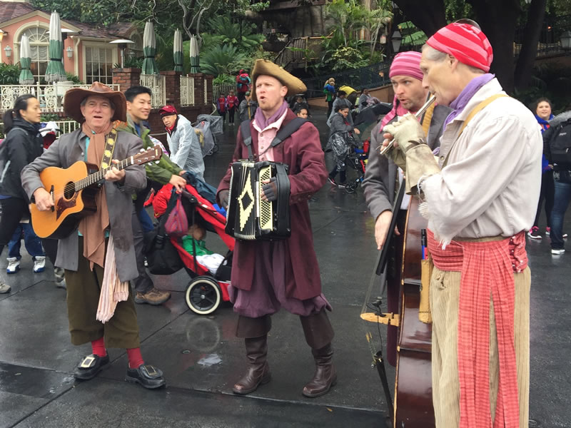 Disneyland Park Salutes Pirates of the Caribbean 50th Anniversary