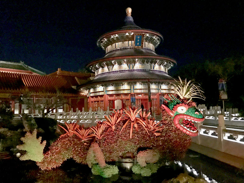 My Disney Top 5 - Things to See in Epcot's China Pavilion