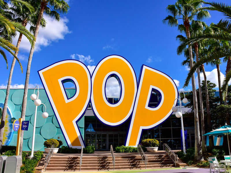 Disney's Pop Century Resort: A Photo Tour