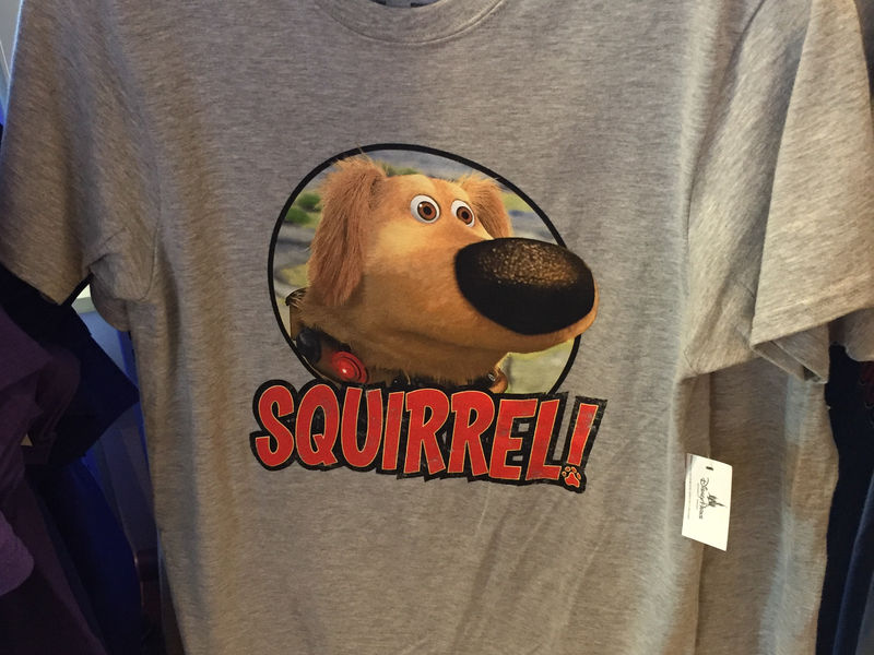 The Disney T-Shirt