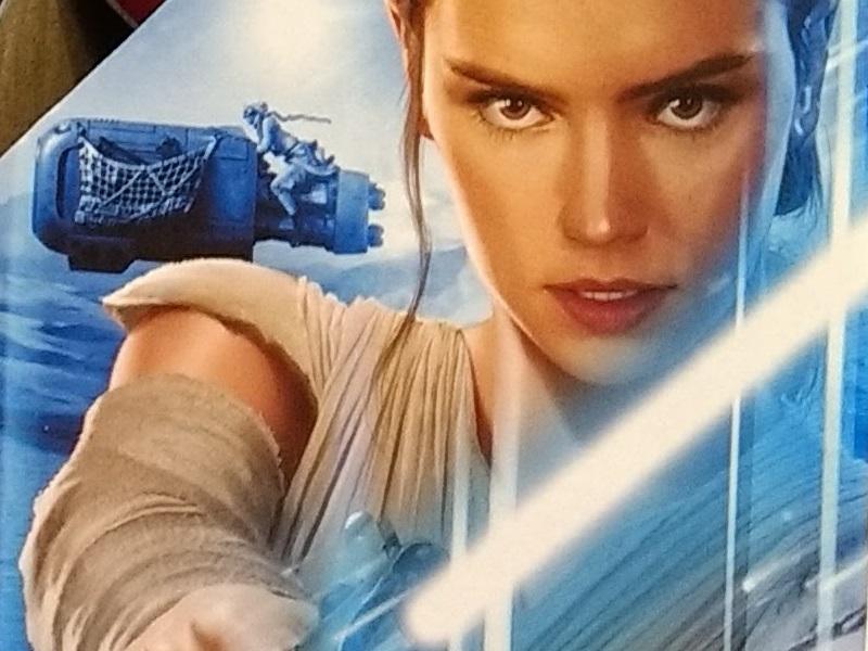Rey's Lightsaber