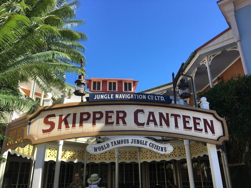 Skipper Canteen, A Fun and Delicious New Dining Option at Magic Kingdom