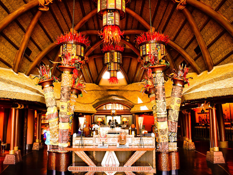 Disney's Animal Kingdom Lodge: A Photo Tour