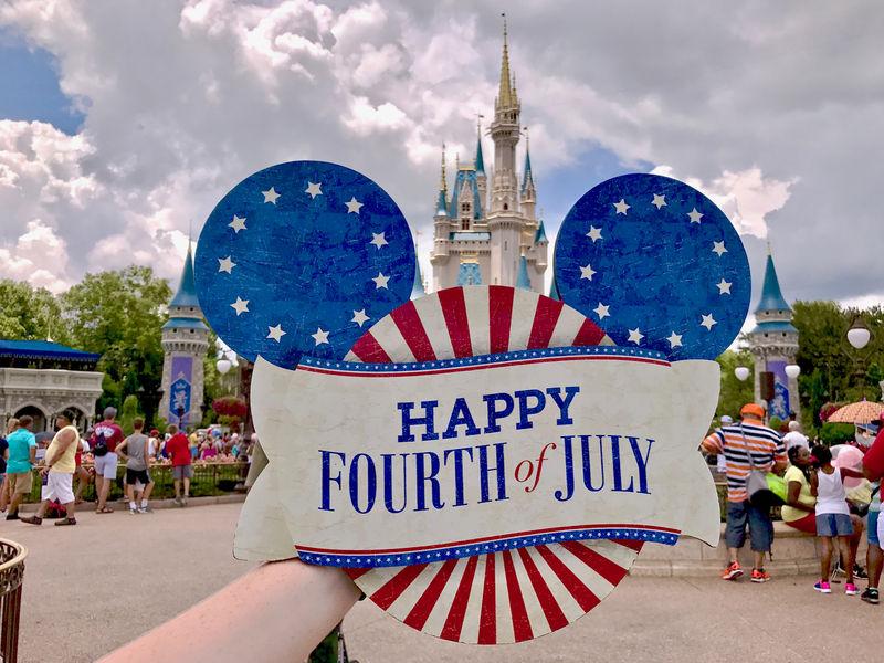 Walt Disney World Resort Update for July 5-10, 2017