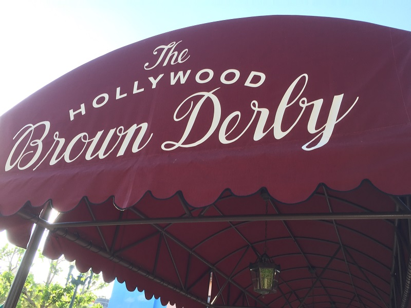 The Hollywood Brown Derby - Dining in the Golden Age of Hollywood
