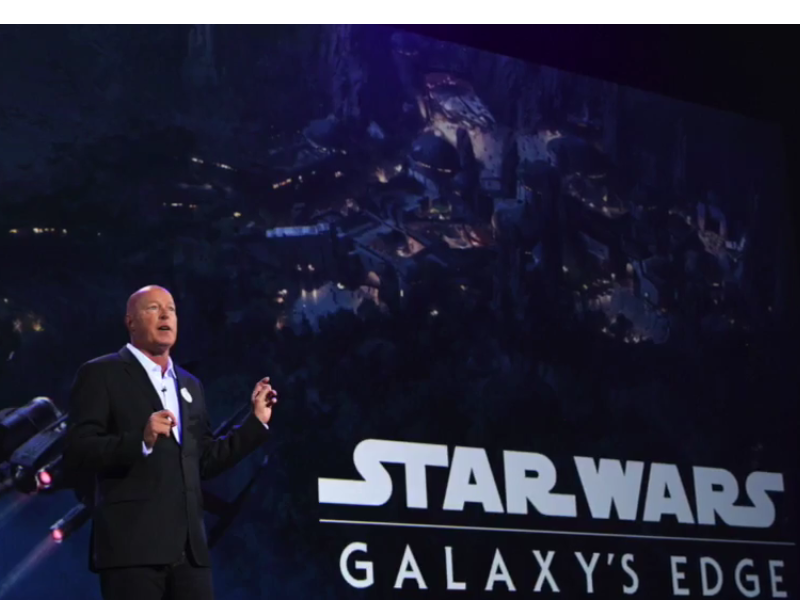 Star Wars Galaxy's Edge: Park Possibilities and Movie Shakeups