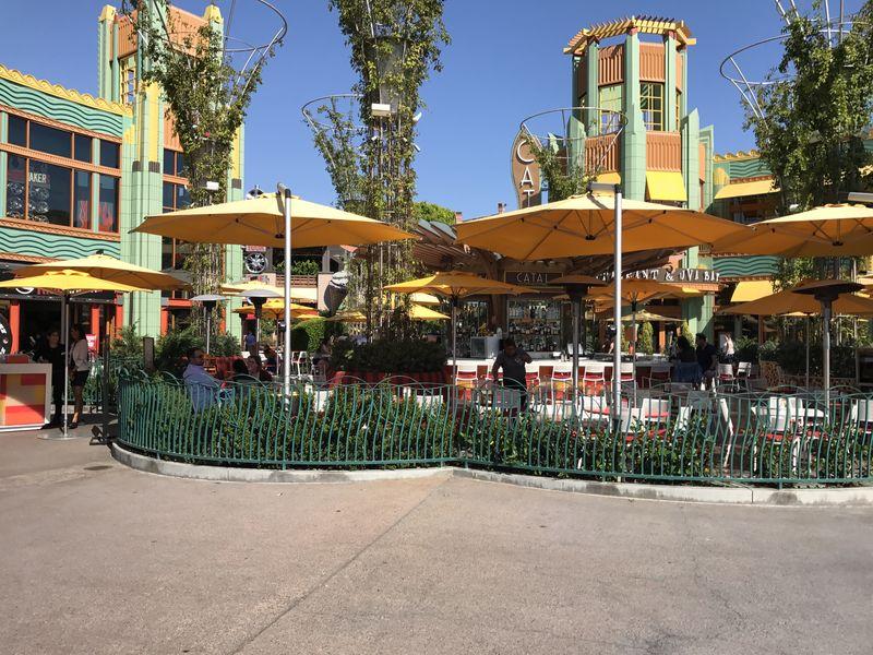 The Ice Cream Treats of Downtown Disney