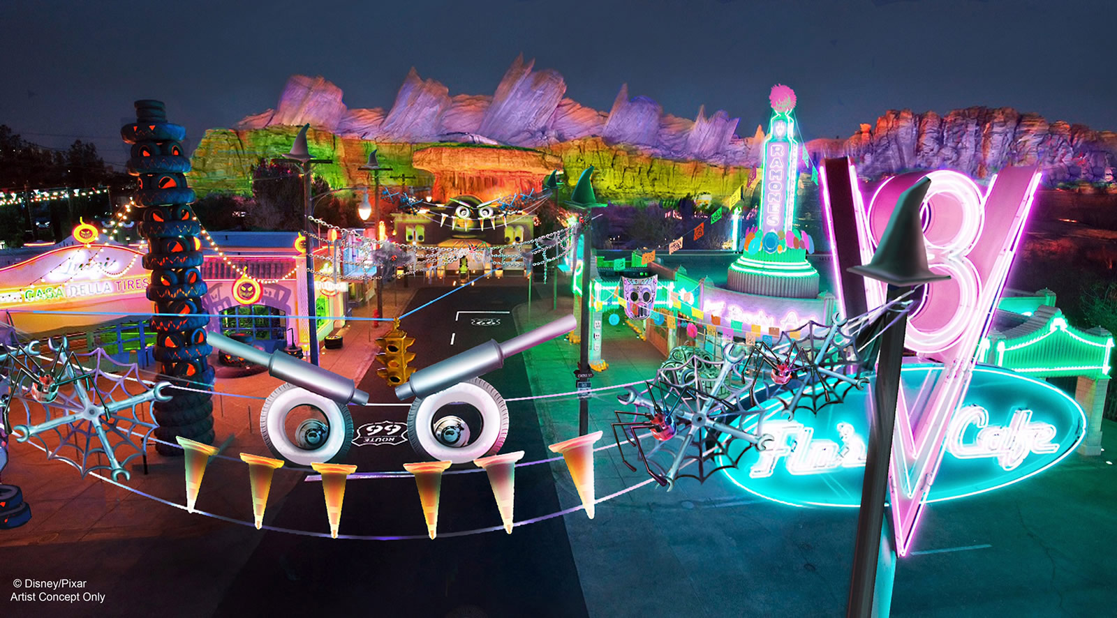Mouseplanet - 2017 Halloween Time at the Disneyland Resort by ...