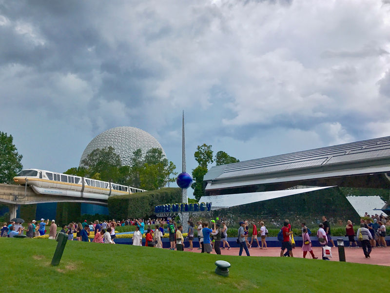 Walt Disney World Resort Update for August 15-21, 2017