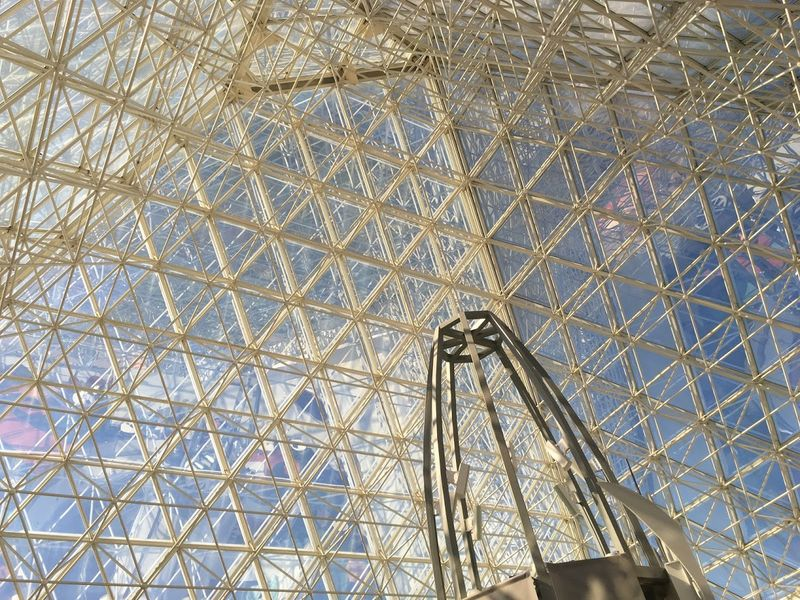 DVC Member Lounge at Epcot: A Little Bit of Calm in the Eye of the Storm